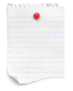 Have a MISSION! istockphoto_3508418-blank-note-to-do-list-post-it ...